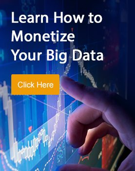 Monetize big data