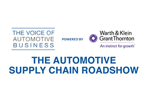 The Automotive Supply Chain Roadshow