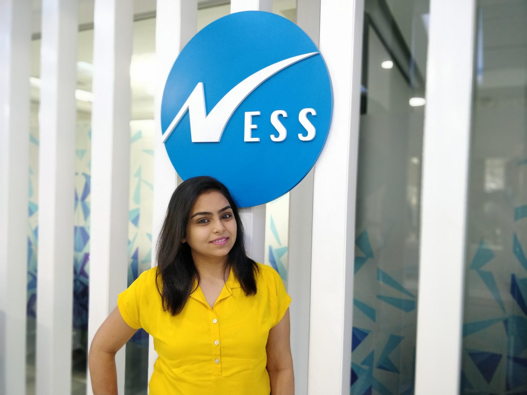 Nessian on the Job – Astha Srivastava