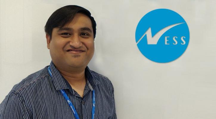 Nessian on the Job – Subrata Bora