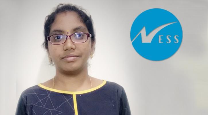 Nessian on the Job –Santhoshi Gunukula