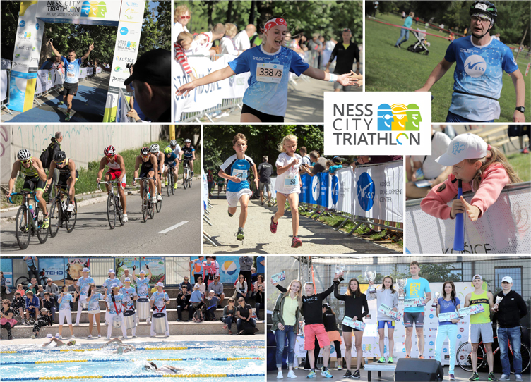 Another Successful Ness City Triathlon in Košice