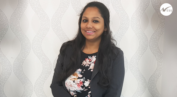 Nessian on Job Series- Sangeeta Bora- My First 100 Days at Ness