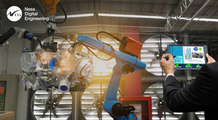 Where are my machines and what are they doing? Realizing the benefits of IoT