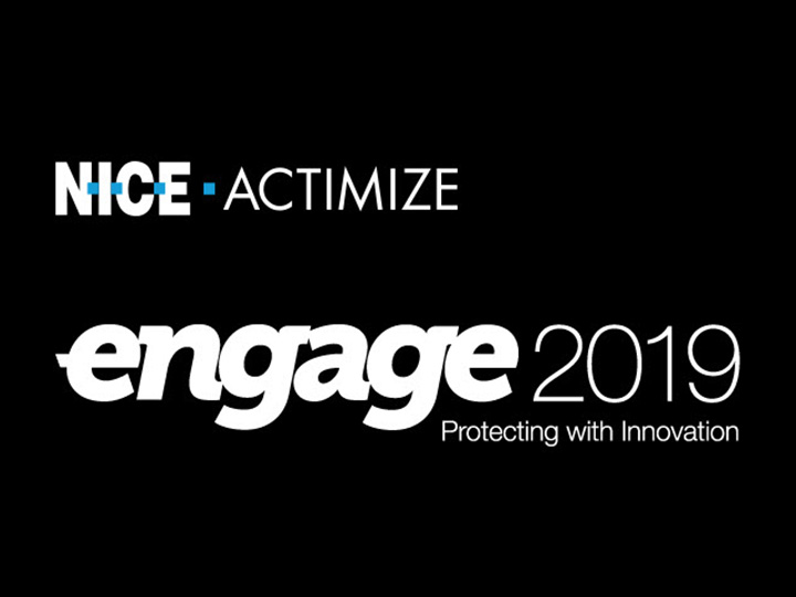 NICE Actimize ENGAGE 2019 Event