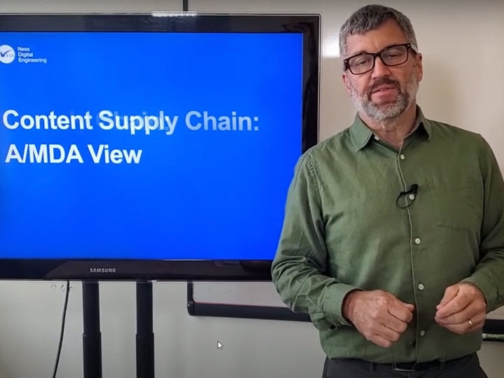 How AI, ML, Data and Automation enhance the Content Supply Chain – Vlog Part 3