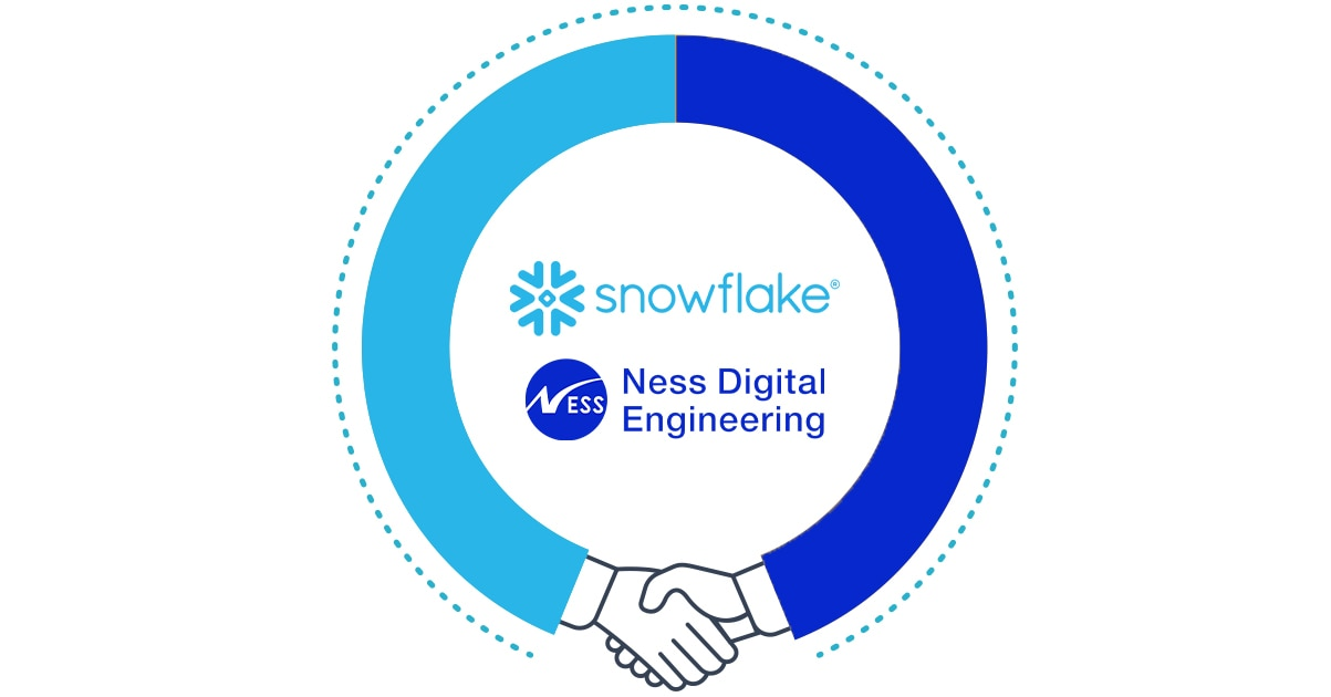 Ness Digital Engineering and Snowflake Expand Partnership