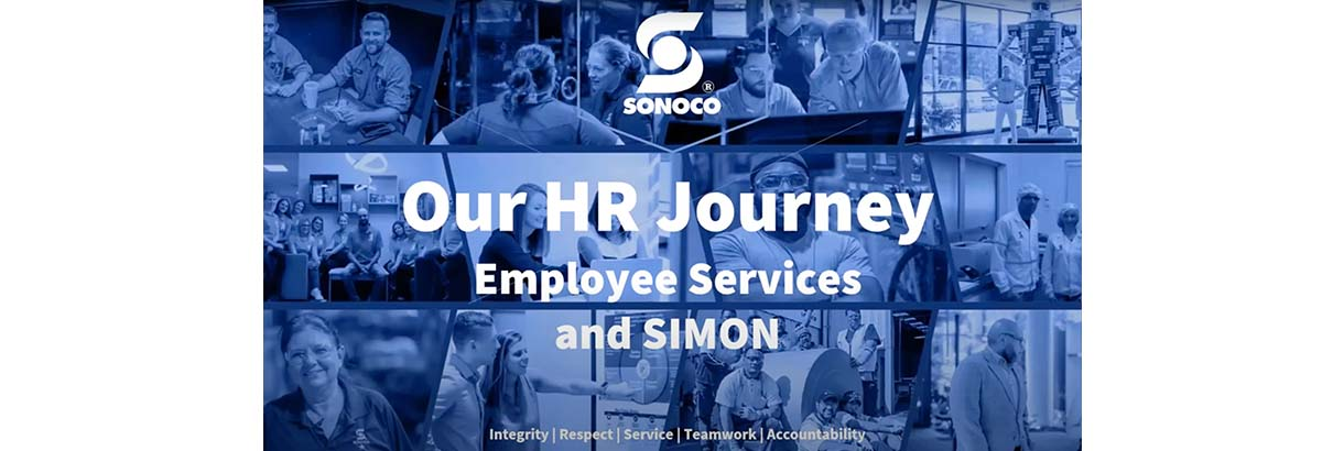 Sonoco's ServiceNow HR Journey