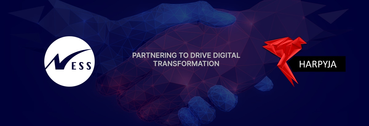 Ness Partners with Harpyja to Drive Digital Transformation in Manufacturing And Supply Chain Management Industries