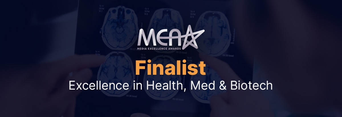 Ness Named Finalist by Media Excellence Awards