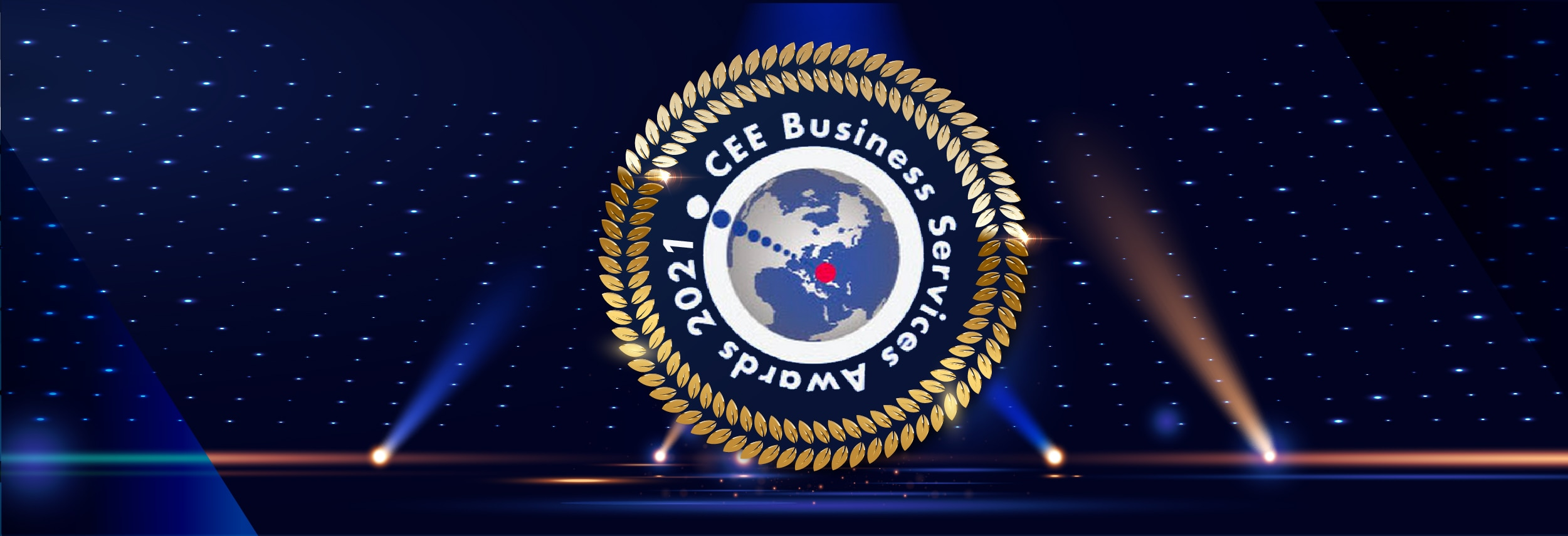 Ness Wins CEE Business Services Award